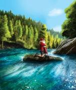 GROUPE E : Illustration sur les dangers des rivières