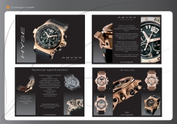 HYSEK : Catalogue