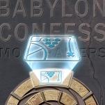 MOONRAISERS : Couverture CD Babylon Confess