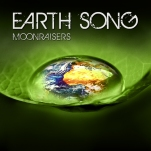 MOONRAISERS : Couverture CD Earth Song
