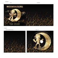 MOONRAISERS : CD The Story