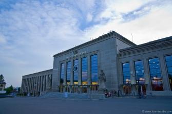 Palais de Beaulieu Lausanne