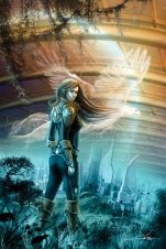 VOY'EL EDITION couverture de La Saga D'Orion