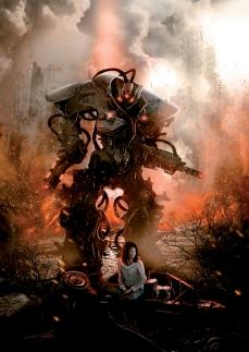 VOY'EL EDITION couverture des Robots sont-ils nos amis